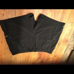 Champion Black Gym Shorts Size:M